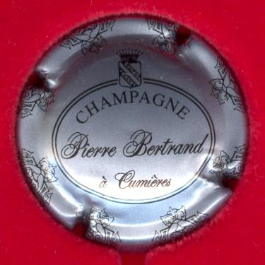Capsule de champagne Boulard Francis N°1 Cuivre et marron
