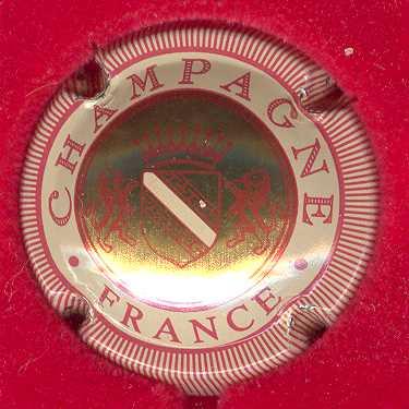 CAPSULE DE CHAMPAGNE GENERIQUE N°832b*