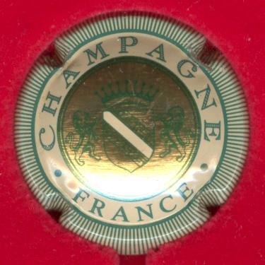 CAPSULE DE CHAMPAGNE GENERIQUE N°905a*